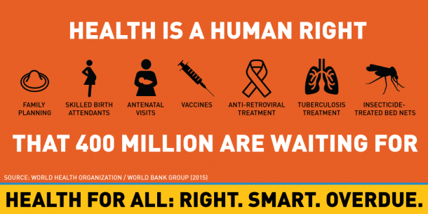 Health Is a Human Right