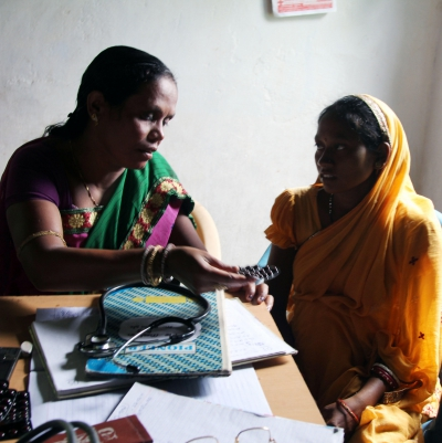 India health worker