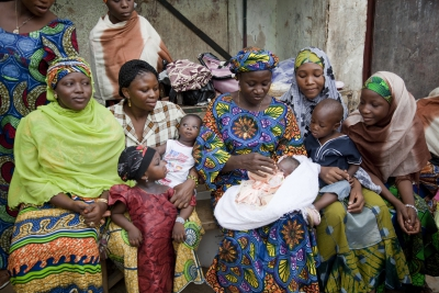 Nigerian Women and Children